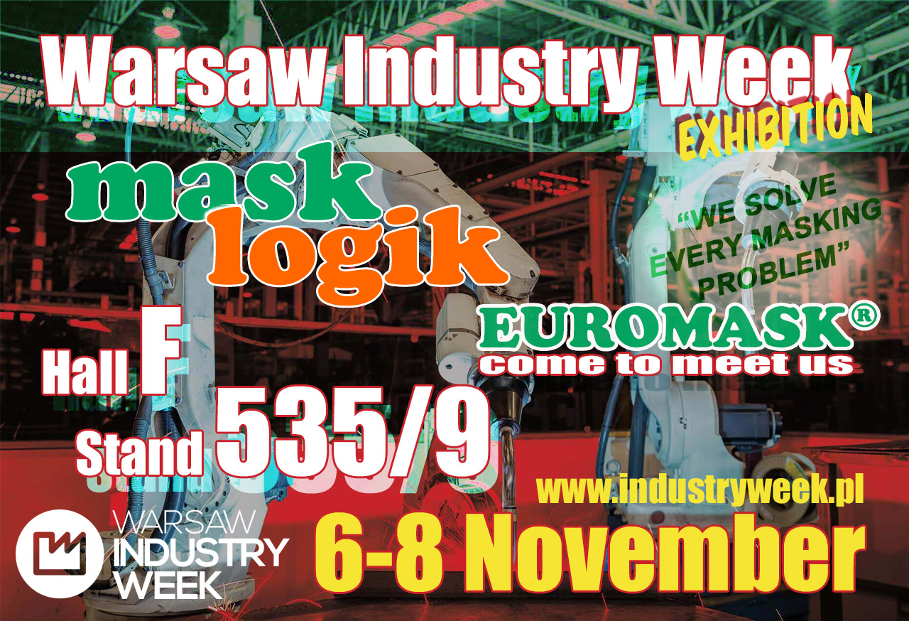 MASKLOGIK SP Warsaw Industry Week-2018